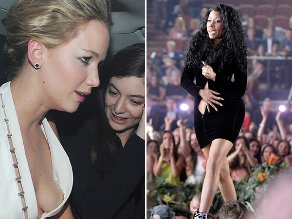 Wardrobe Malfunctions In Hollywood