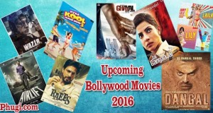 Upcoming Bollywood Movie 2016